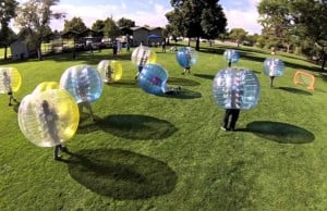 Bubble Ball Tournament Coming To Burnaby