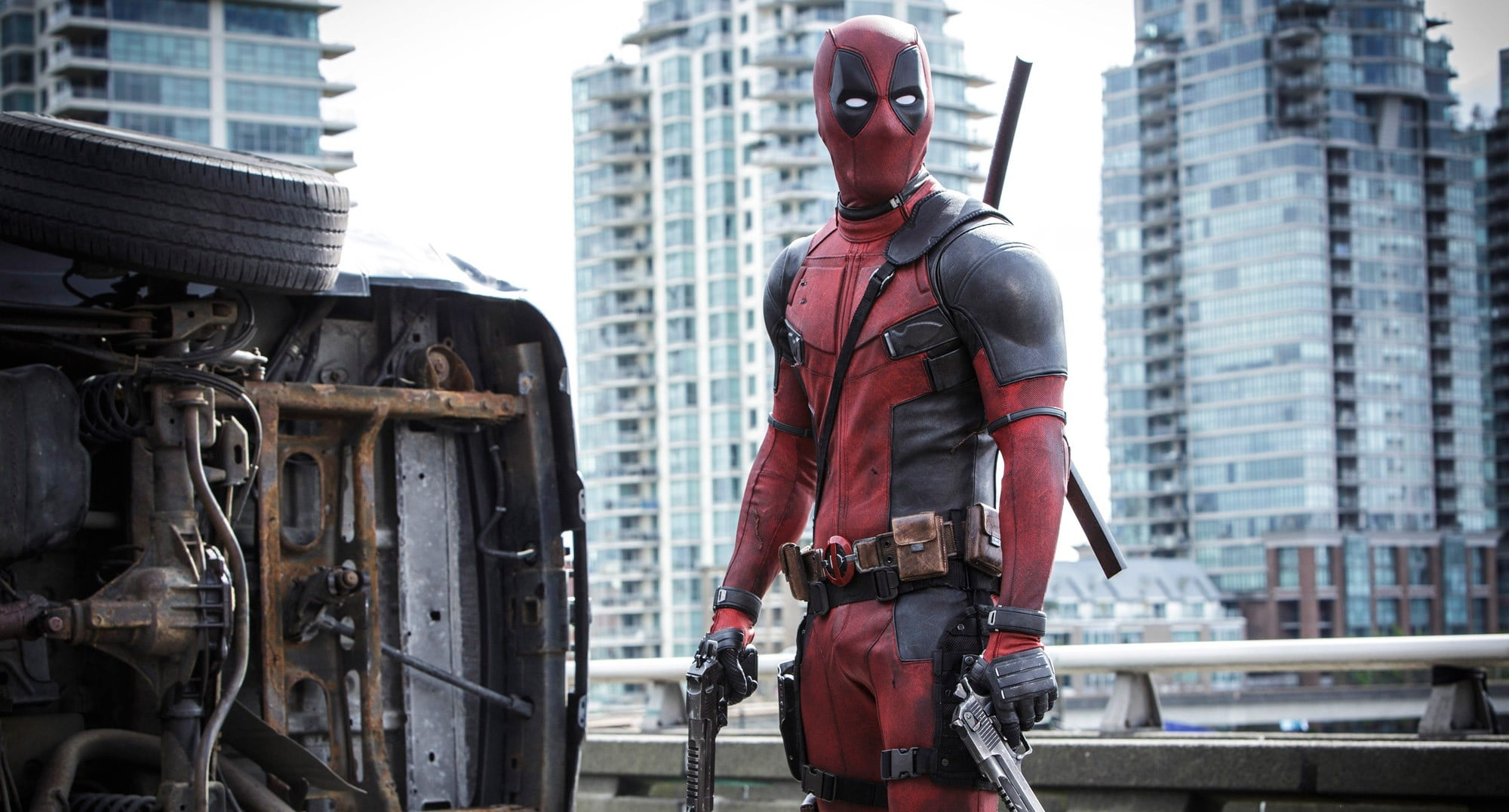 Vancouver Filmed Deadpool Breaks Box Office Records - Deadpool Pumped Over $40 Million Into BC's Economy