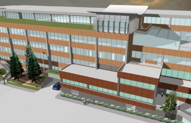 Douglas College Expanding Campus In New Westminster