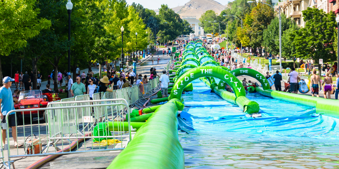 2-Day Slide The City Event Set For North Vancouver 2016