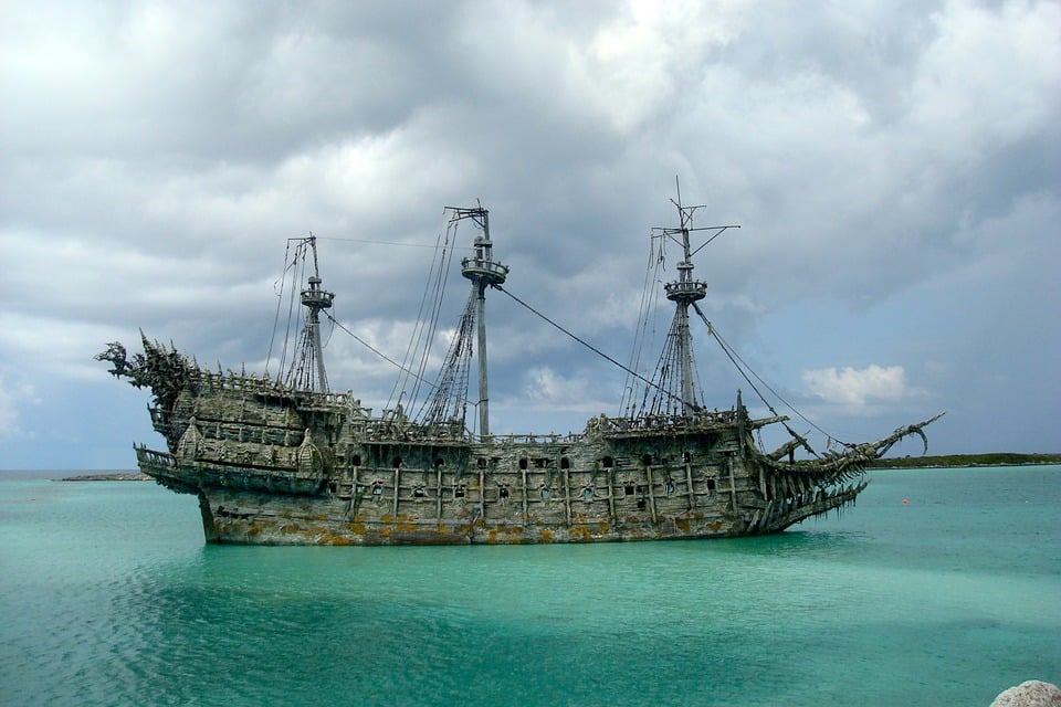 Pirates of the Caribbean To Finish Filming In Vancouver