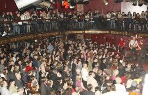 most popular nightclubs
