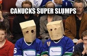 Canucks slump