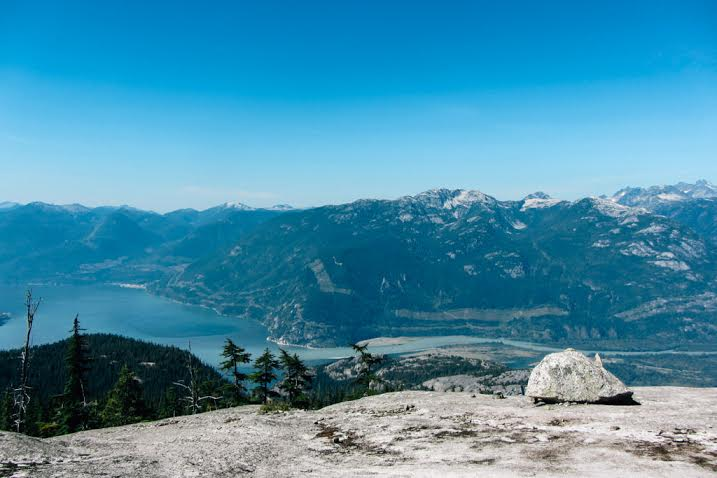 Al's Habrich Ridge Trail in Squamish