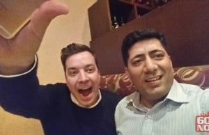 Spotted: Jimmy Fallon Dines At Vancouver Indian Restaurant