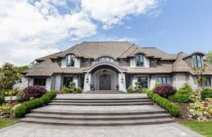 604 Cribs: $12M Panorama Ridge Estate Residence