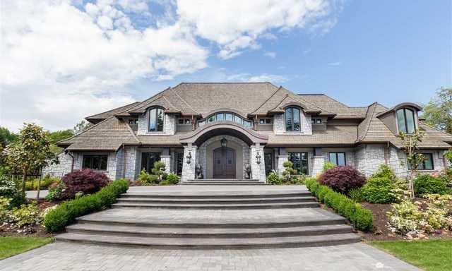 604 Cribs: $12M Panorama Ridge Estate Residence
