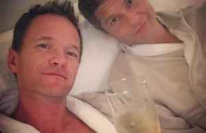 Neil Patrick Harris Enjoys Anniversary With Husband In BC