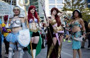 Vancouver Anime Conventions