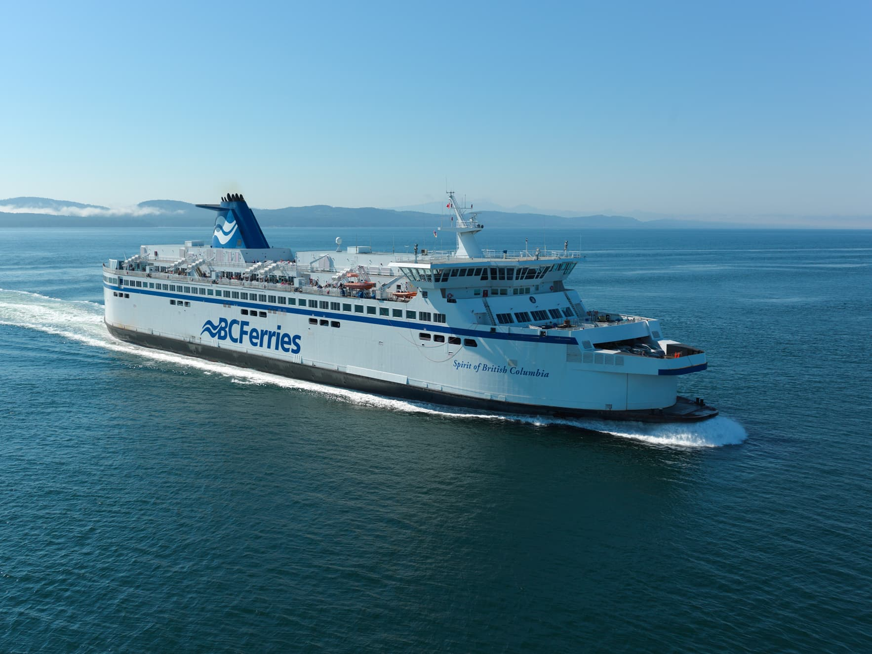 BC Ferries Adding 1.5% Fuel Surcharge Due To High Gas Prices