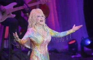 Dolly Parton Vancouver 2016