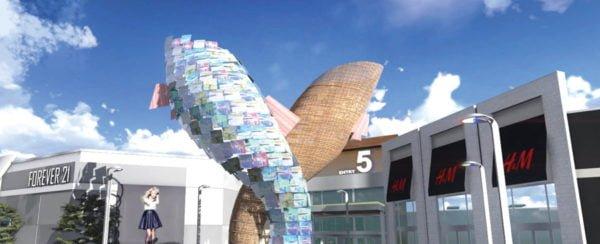 Tsawwassen Mills Shopping Centre