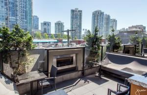 OpenTable Names Best Outdoor Patios In Metro Vancouver