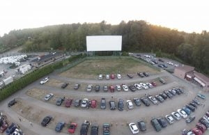 Langley Twilight Drive-In Movie Schedule 2016