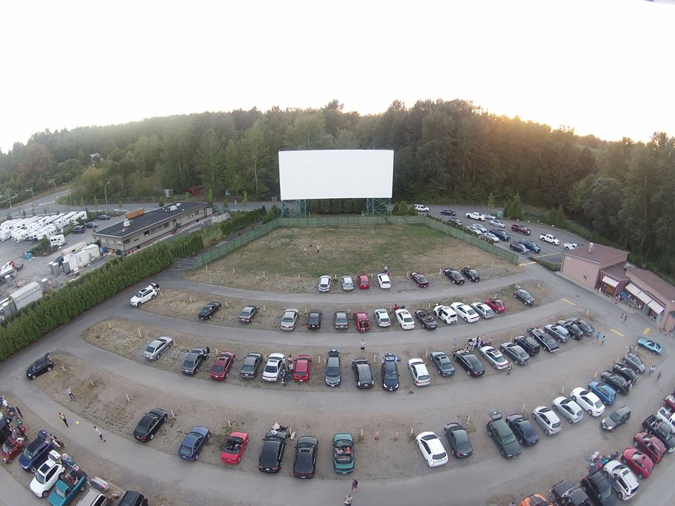 Outdoor Movie Screenings