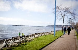 White Rock Set To Reopen Its Waterfront Promenade And Parking