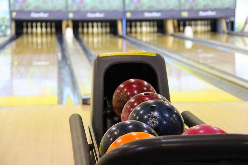 Bowling Alleys Surrey