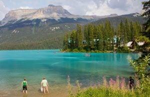 5 Reasons To Visit Emerald Lake, BC