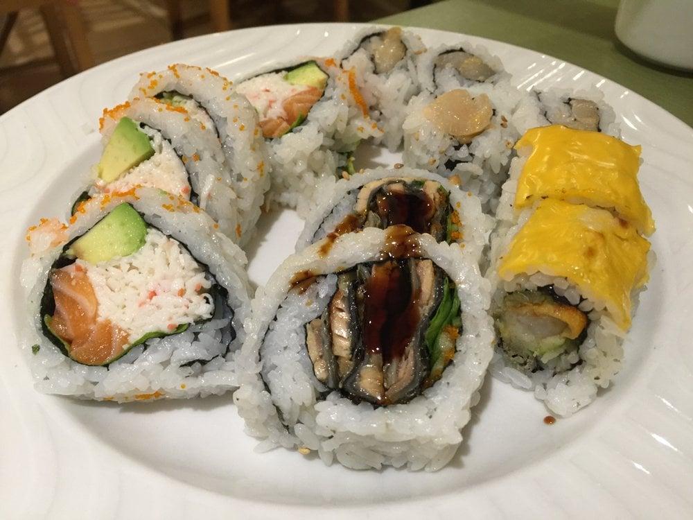 best sushi burnaby