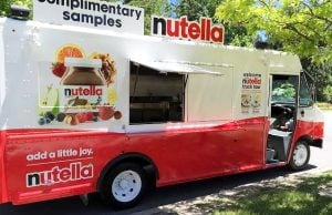 nutella food truck vancouver