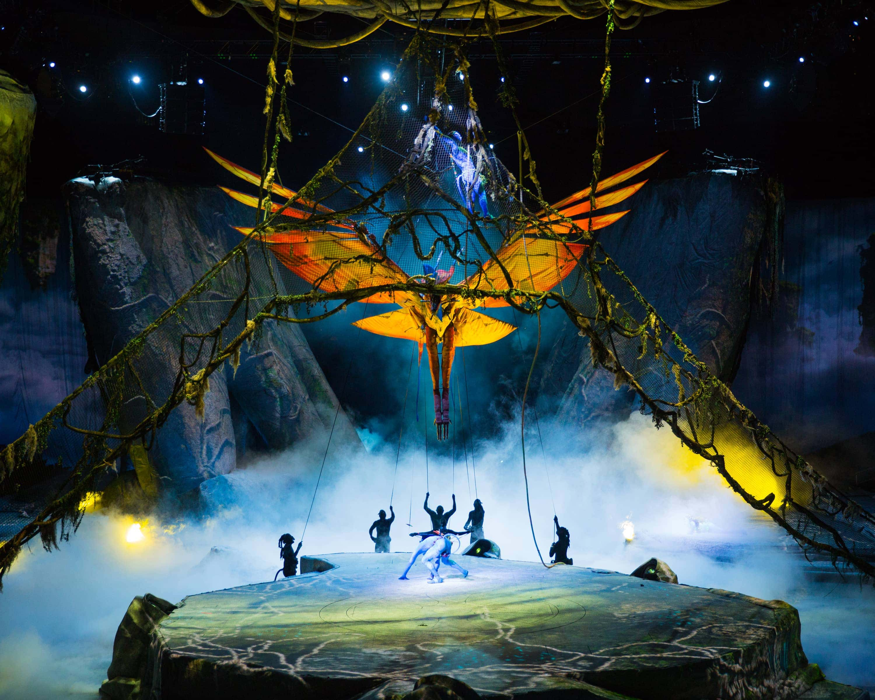Avatar Themed Cirque Du Soleil Coming To Vancouver