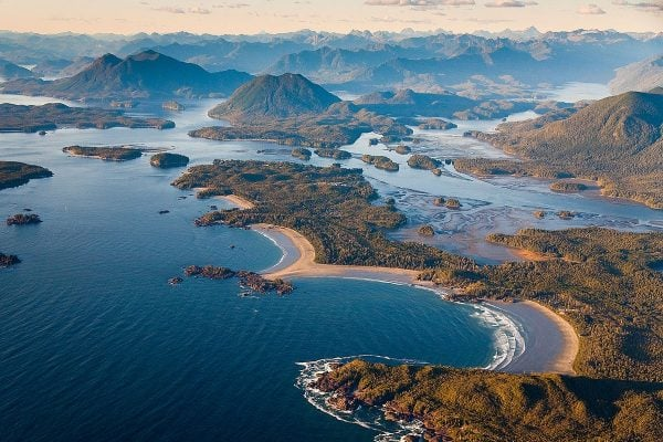 best beaches british columbia