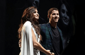 PHOTOS: Demi Lovato and Nick Jonas Perform At Rogers Arena