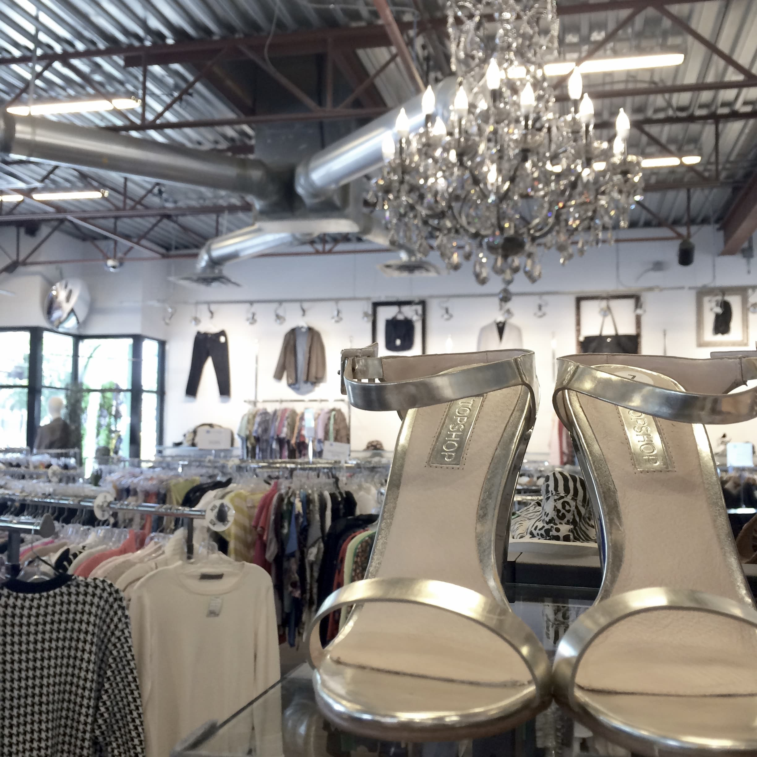 Thrift & Consignment Shops in Vancouver
