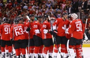 Canada Moves On To World Cup Of Hockey Final