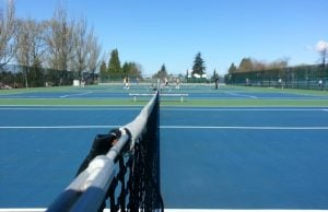 Queen Elizabeth Park Debuts Vancouver's First Outdoor Pickleball Court
