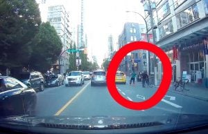 Attempted Bike Theft in Vancouver Caught On Video?