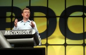 Bill Gates In Vancouver To Headline Conference
