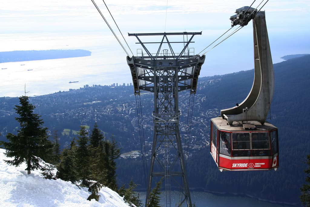 dd25307a6955 Discover Holiday Magic At Grouse Mountain s Peak of Christmas