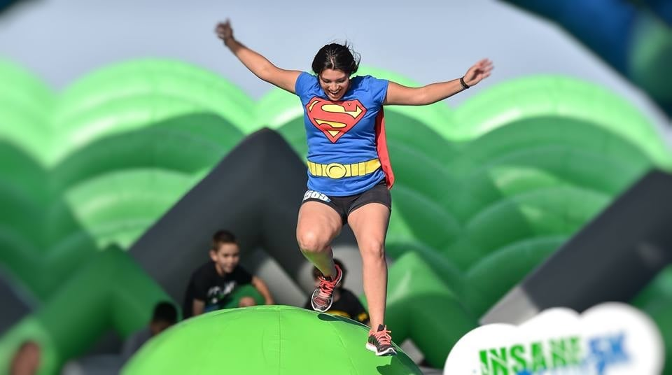 Massive Inflatable Obstacle Course Coming To Cloverdale