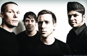 Billy Talent/ Facebook