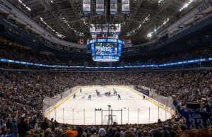 Vancouver Canucks Rogers Arena
