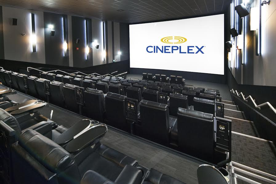 Cineplex / cineplex family favourites