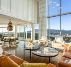 Canada's Most Expensive Penthouse For Sale in Vancouver At $59-Million