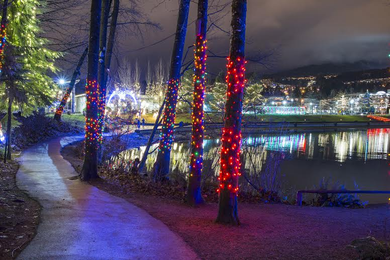 Coquitlam Lafarge Lake