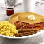 Get a 99 cent Grand Slam at the Delta Denny's Grand Reopening