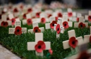 Remembrance Day 2016 Ceremonies In Metro Vancouver