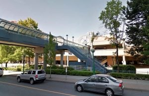 Metrotown Station Walkway Has Permanently Closed