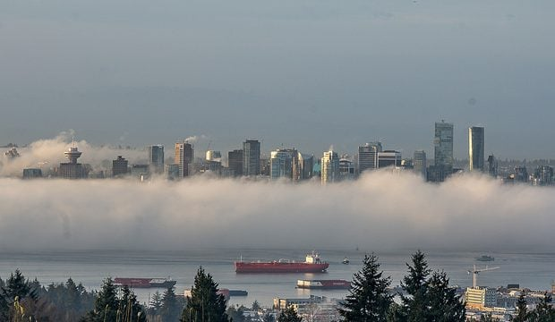 fog-in-vancouver