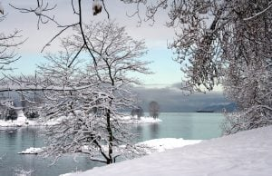 The Last Time Vancouver Had A White Christmas