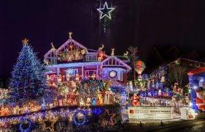 Vancouver Christmas Lights.Map Where To See Christmas Lights In Metro Vancouver 604 Now