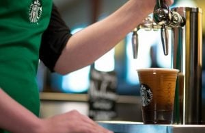 Starbucks Launches Nitrogen Infused Cold Brew In Vancouver