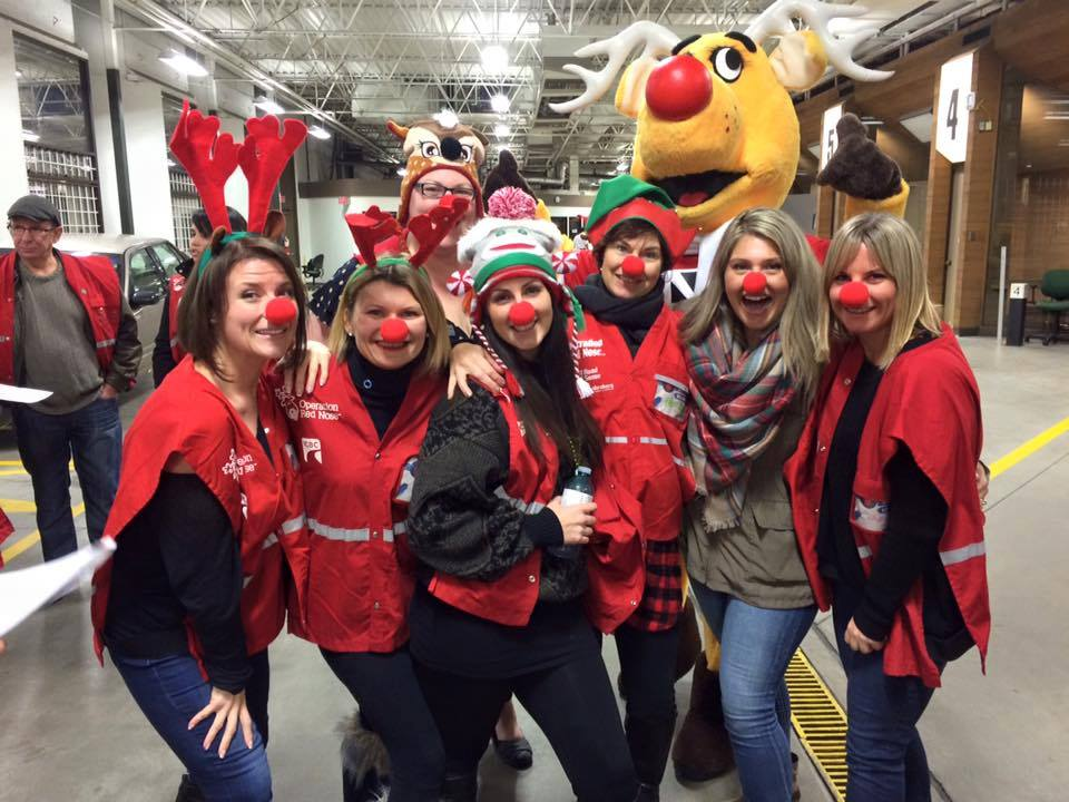 Operation Red Nose TriCities, Burnaby and New West/ Facebook