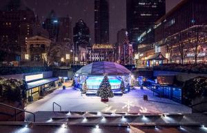 21 Photos Of Sunday's Snowfall in Metro Vancouver