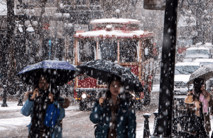 Metro Vancouver Receives Another Blast Of Snow on Boxing Day