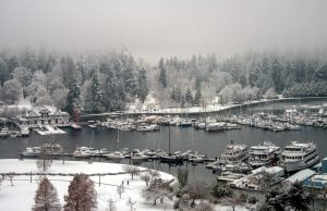 Snow Storm Expected In Metro Vancouver This Weekend
